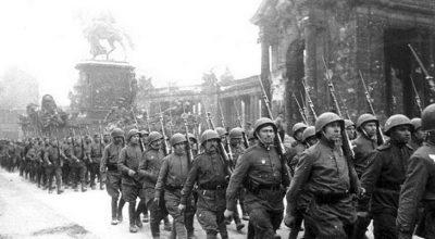 Могла ли Красная Армия завоевать всю Европу в 1945 году?