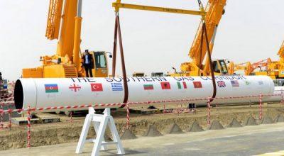 Китай и США продвигают Транскаспийский маршрут в обход России