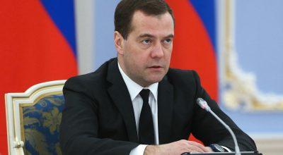 Томский школьник написал открытое письмо Медведеву с просьбой уйти в отставку