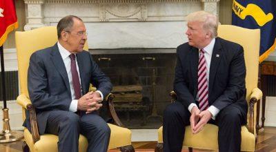 Передавал ли Дональд Трамп секретные данные Сергею Лаврову?