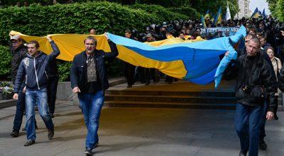 Националисты на Украине выходят из-под контроля власти