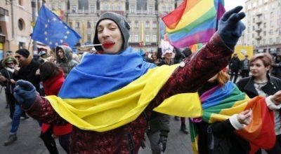 Как «голубые воришки» с Украины чуть не сорвали Майдан