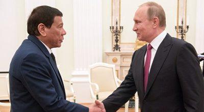 Третья сила: кто мешал и кто пытался помешать встрече Путина с Дутерте
