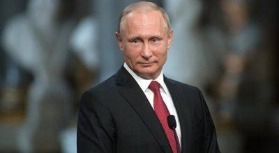 Владимир Путин отменил часть санкций против Турции
