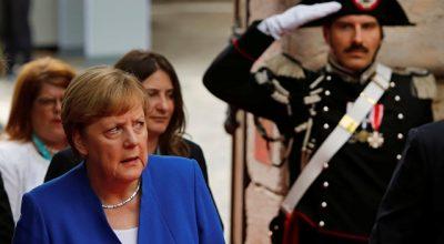 Меркель-рейх отнимает у Америки лидерство на Западе