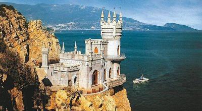 Крым, будущий плацдарм российского рынка