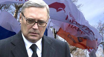 Касьянов скачет впереди: