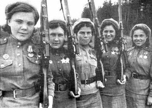 Женщины на Великой Отечественной: правда, о которой не принято говорить