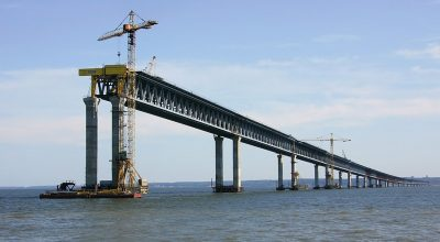 СМИ Украины: Нам надо надеяться на то, что РФ построит этот проклятый мост
