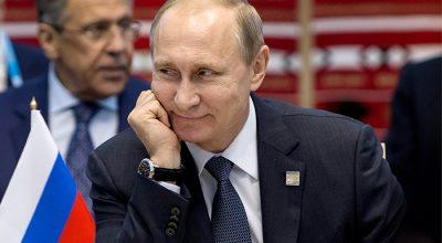 Путин о «секретах Трампа»: Объявим Лаврову выговор, он с нами не поделился