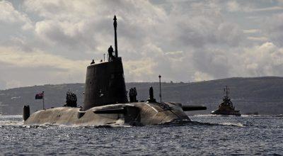 Британским подводным лодкам угрожает вирус-вымогатель