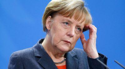 Пожалела, что влезла: Между Меркель и победой стоит Украина