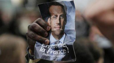 Президент не всех французов