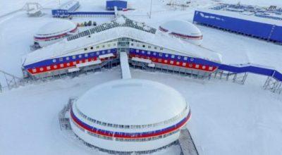 The Daily News: Россия строит военные базы в Арктике, беря регион под свой контроль