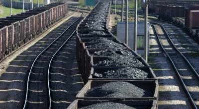 Украина нарастила закупки российского угля