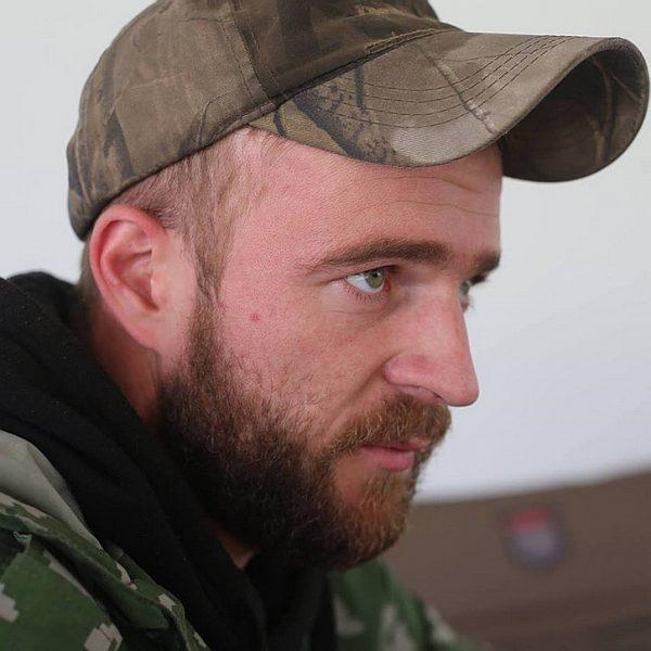 Прозрение боевика АТО Андрея Рымбарука : В Крыму всё хорошо, он не вернется