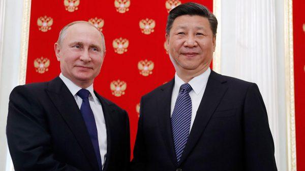Китай и Россия начали закат США