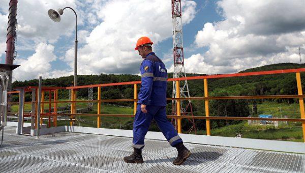 """Нафтогаз: """"Турецкий поток"""" сделает ненужной линию ГТС Украины"""