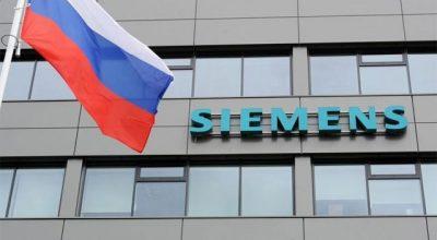 Siemens передумал обижаться на Россию