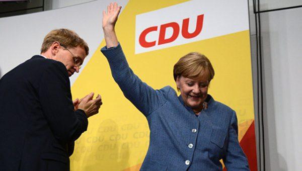 Правящие партии Германии: уверенный марш к катастрофе