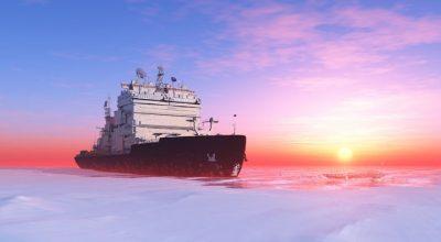 Ледокол «Сибирь»: ни одна страна не сможет обогнать Россию в Арктике