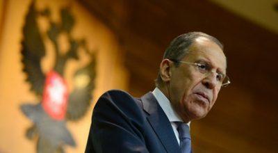 Лавров: РФ устроит США дипломатический паритет