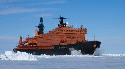 Россия переигрывает США в борьбе за Арктику