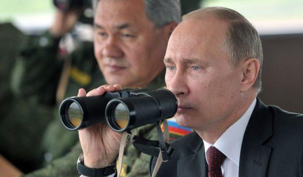 Владимир Путин ставит шах и мат Вашингтону в Сирии