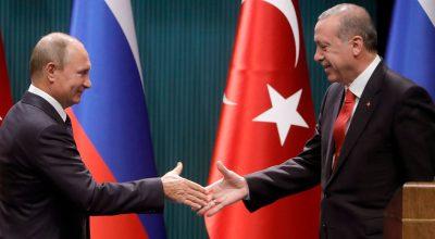 Россия и Турция договорились о войне против США