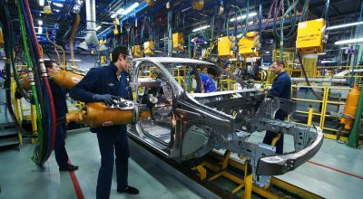 На поддержку автопрома просят 455 млрд рублей