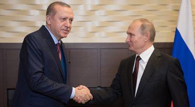 Стратегический попутчик: что просил Эрдоган у Путина и что он получит