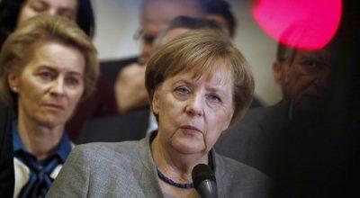 Это провал. Ангеле Меркель не подчинилась даже