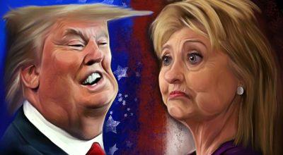 Танец на граблях: Клинтон поехала в Лондонград за компроматом на Трампа