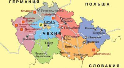 Россия подключит Чехию к