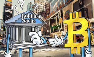 Goldman Sachs: биткоин – это сырье, как и золото