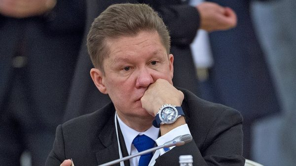 Газпром отложит строительство Северного потока 2