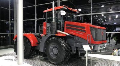 «Кировец» - К-424