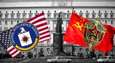 КГБ — ЦРУ: заклятые друзья и лучшие противники