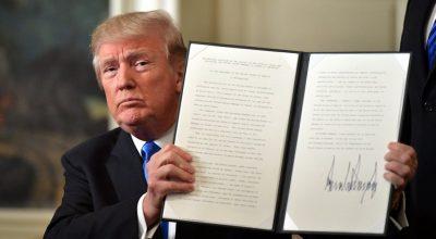 Трамп и Иерусалим - что случилось?