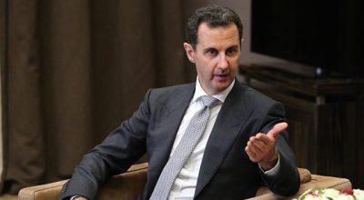 Пробный Башар, или Как Сирия с Россией Америку