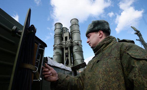 Россия на границе с КНДР меняет комплексы С-300 на новые С-400