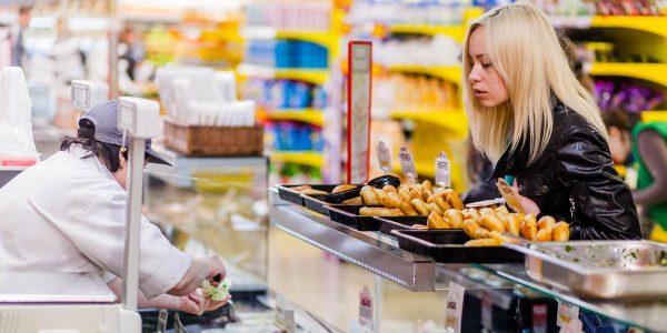 Как живет Донецк: торговые сети, продукты, литовские авто