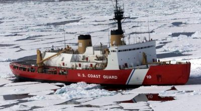 США спасают свой единственный ледокол покупая запчасти на EBay