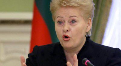 Родина-мать зовет: литовцы, вернитесь
