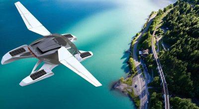 Летающий автомобиль Атаманова