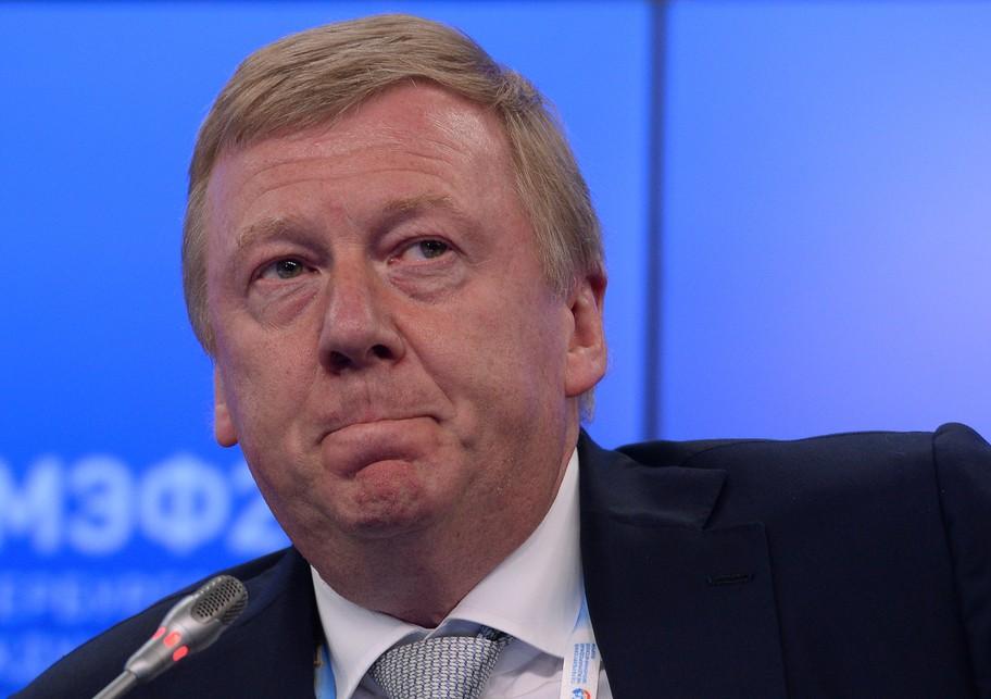 """Чубайс объяснил, почему его нет в """"Кремлевском докладе"""""""