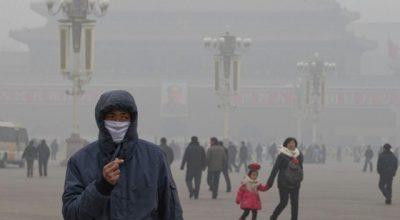 Чистый воздух мешает росту экономики Китая