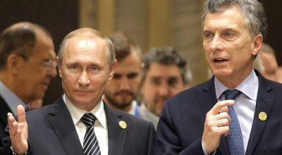 Россия готовит крупные проекты в Аргентине