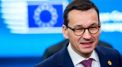 Новый премьер Польши Моравецкий уволил министров-русофобов
