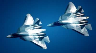 Су-57: вооружён и очень опасен для США